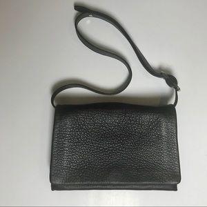 Shinola Detroit leather purse